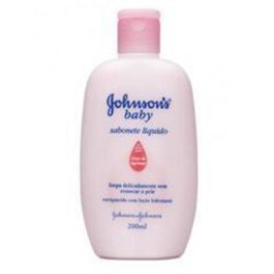 Sabonete Líquido Johnson´s Baby Hidratante Pink 200ml