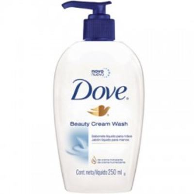Sabonete Líquido Dove Wash Cream 250ml -