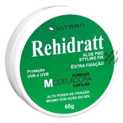 Pomada Modeladora Capilar Rehidratt Extra Fixação 60g