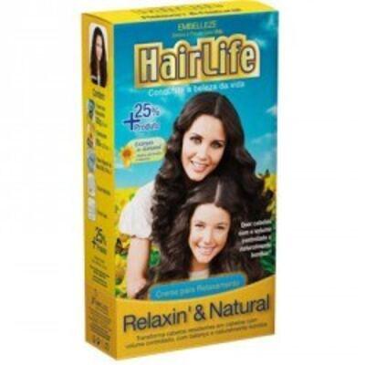 Relaxante Embelleze Hair Life Relaxin e Natural