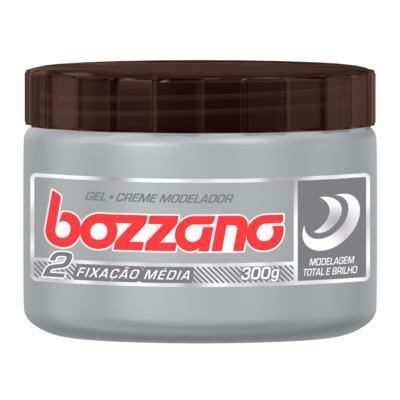 Imagem 1 do produto Gel Creme Modelador Bozzano Fixação Média 300ml -