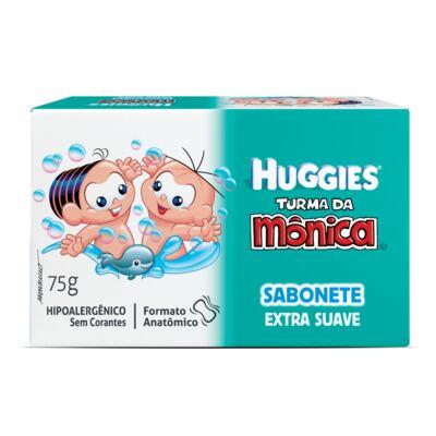 Imagem 1 do produto Sabonete Turma da Mônica Huggies Suave 75g