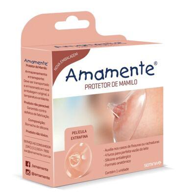Imagem 1 do produto Protetor de Mamilos Amamente