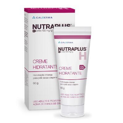 Creme Hidratante Nutraplus - Pele Seca e Áspera   60g