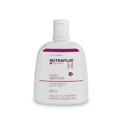Nutraplus 10% Loção - 300ml