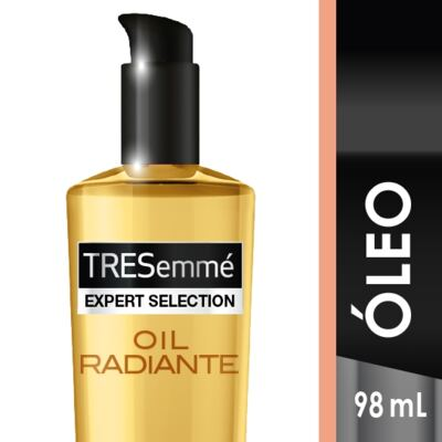Imagem 2 do produto Elixir Oil Radiante para Cabelos Quimicamente Tratados TRESemmé 98ml