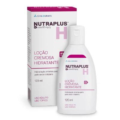 Nutraplus 8% Loção Hidratante 120ml