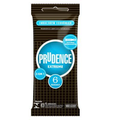 Prudence Preservativo Extreme 6 Unidades