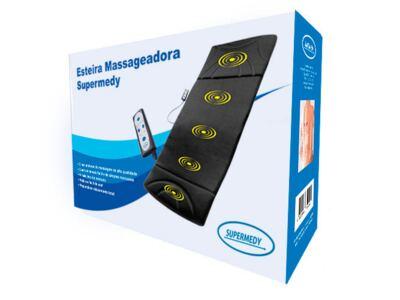 Imagem 1 do produto ESTEIRA DE MASSAGEM SUPERMEDY