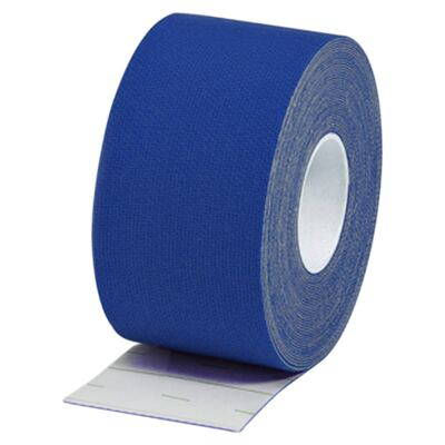 Imagem 1 do produto Kinesio Tape Azul Escuro Macrolife