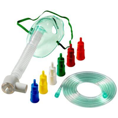 Imagem 1 do produto Máscara de Oxigênio Venturi MD - ADULTO