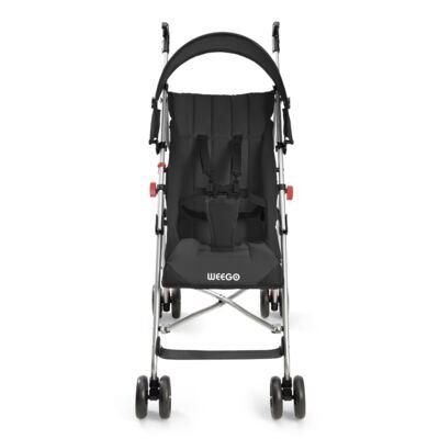 Imagem 2 do produto Carrinho de Bebê Guarda-chuva Weego Way Preto