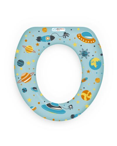 Imagem 1 do produto Redutor para Vaso Sanitário Soft Seat Menino Multikids Baby - BB210
