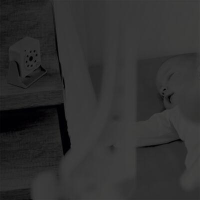 Imagem 5 do produto Babá Eletrônica Multikids Baby digital com câmera BB126