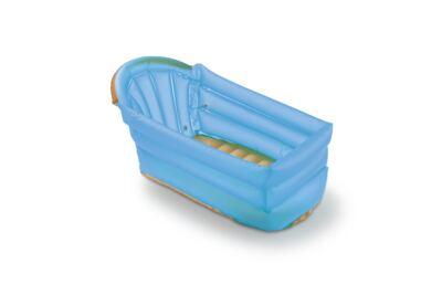 Imagem 1 do produto Banheira Inflável Bath Buddy Verde Multikids Baby - BB173