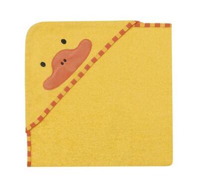Imagem 1 do produto Toalha de Banho com Capuz Bath Friends Pato Multikids Baby - BB212