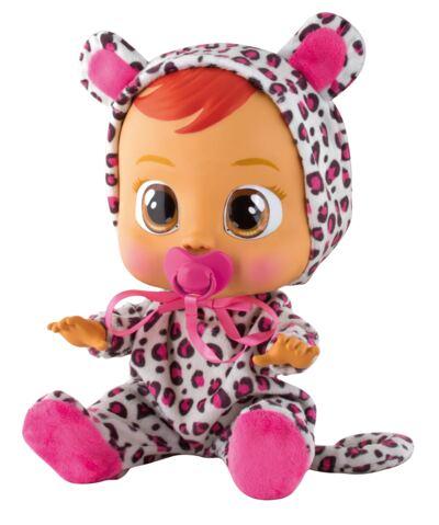 Boneca Cry Babies Leo - BR526