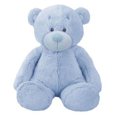 Imagem 1 do produto Urso Bonnie Em Pelúcia Azul 40 Cm Multikids - BR167
