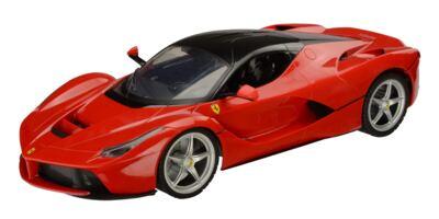 Imagem 2 do produto Carrinho Controle Remoto XQ - Ferrari Laferrari - 1:18 - BR445