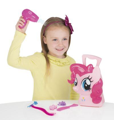 Imagem 1 do produto My Little Pony Maleta Pikie Pie Cabeleleira - BR376