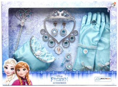 Acessórios Frozen Kit 12 Peças - BR617