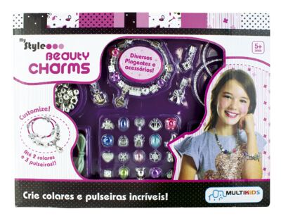 Imagem 1 do produto My Style Beauty Charms - BR420