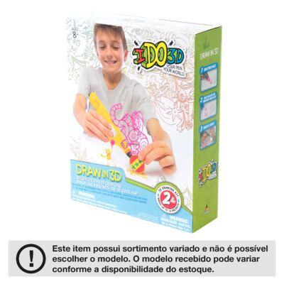 Imagem 4 do produto I Do 3D - 2 Canetas - BR487