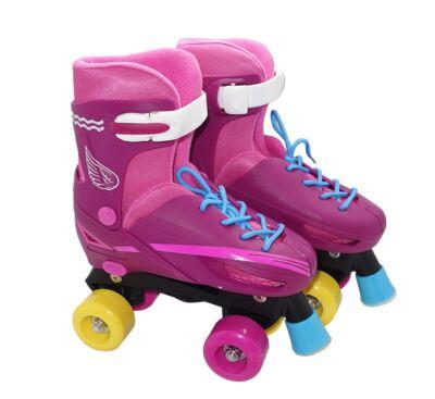 Patins Sou Luna Roller Skate 4 Rodas Basico Multikids - BR714