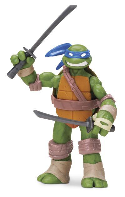 Tartarugas Ninja Boneco Leonardo 12 cm - BR030A