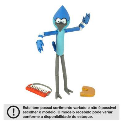 Imagem 1 do produto Boneco Regular Show-Figura 15 Cm Mordecai  e RiGBy Multikids - BR130