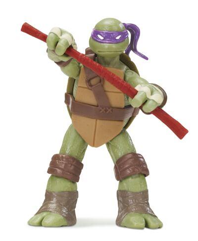 Tartarugas Ninja Boneco Donatello 12 cm - BR030B