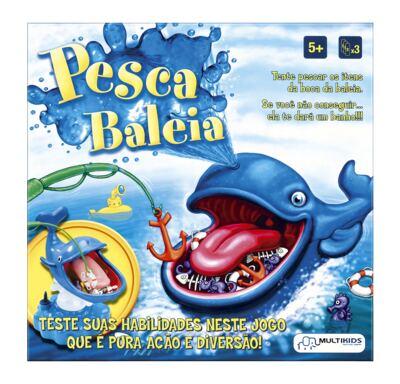 Imagem 2 do produto Jogo Pesca Baleia - BR027