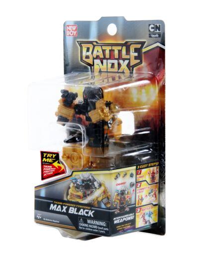 Imagem 4 do produto Battle Nox Preto - BR522