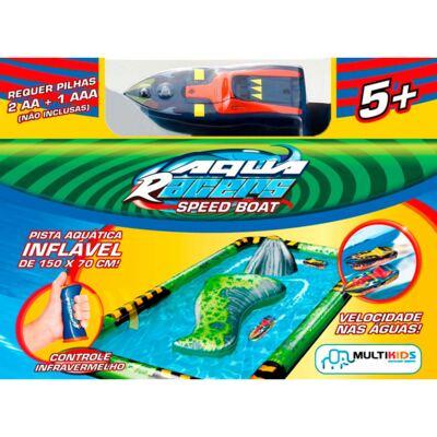 Imagem 1 do produto Aqua Racers Combo - BR207