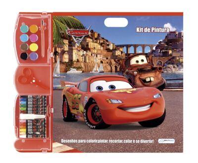 Imagem 1 do produto Kit de Pintura Carros - BR059