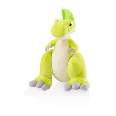 Pelúcia Dino Thunder Stompers Verde - BR360