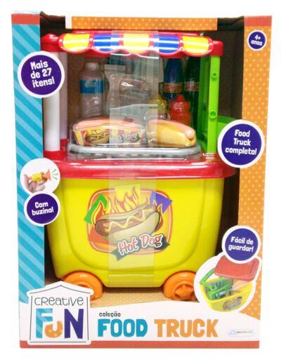 Imagem 2 do produto Creative Fun Food Truck Hot Dog - BR581
