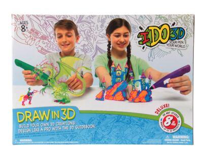 I Do 3D - 8 Canetas - BR489