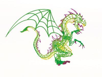 Imagem 2 do produto I Do 3D - 8 Canetas - BR489