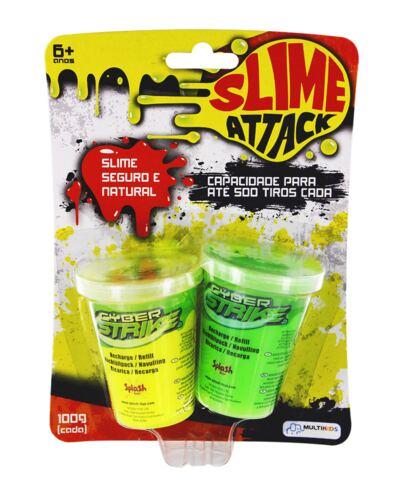 Imagem 1 do produto Slime Attack Refil - BR560