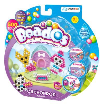 Imagem 1 do produto Beados Refil Temático Cachorros - BR565