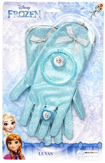 Acessórios Frozen - Luvas Anel e Pulseira - BR616