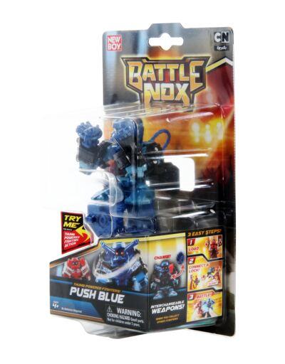 Imagem 3 do produto Battle Nox Azul - BR519
