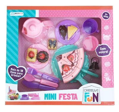 Imagem 1 do produto Creative Fun Mini Festa - BR643