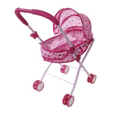 Mami Baby Carrinho Com Cobertura Multikids - BR653