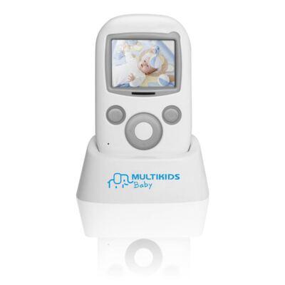 Imagem 2 do produto Babá Eletrônica Multikids Baby com Tela Baby View BB001