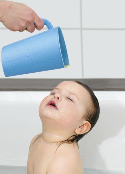 Imagem 2 do produto Caneca para Enxaguar O Cabelo Azul Multikids Baby - BB175