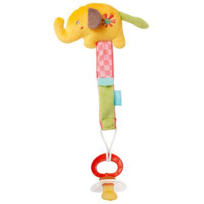 Baby Fehn - Prendedor de Chupeta Elefante - BR302