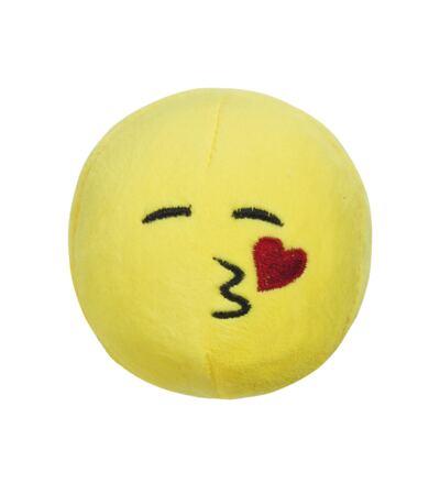 Pelúcia Multikids Emoji Beijo 7cm com ventosa BR557