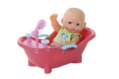 Mami Baby Boneca com Banheira - BR656
